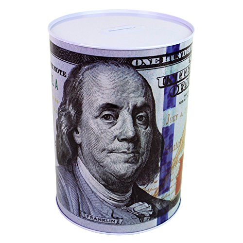 51S30X7qHzL - The 7 Best Adult Piggy Banks That Make Your Loose Change Really Count