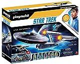 PLAYMOBIL Star Trek 70548 U.S.S. Enterprise NCC-1701, Con aplicación AR,...