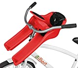 iBert Child Bicycle Safe-T-Seat, Red