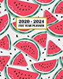 2020-2024 Five Year Planner: Fun Fresh Watermelon   Clean Family Country Life   60 Month Calendar and Log Book   Business Team Time Management Plan   ... 5 Year - 2020 2021 2022 2023 2024 Calendar)