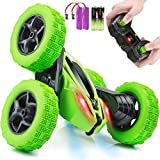 Remote Control Car, ORRENTE RC Cars Stunt Car Toy, 4WD 2.4Ghz Double Sided 360° Rotating RC Car...