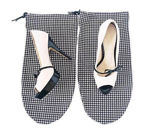 Shooin EZ-Pack Expandable Travel Shoe...