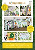 Kimberbell Luck O' The Charm: St. Patrick's Day Bench Pillow Machine Embroidery CD