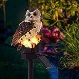 Owl Landscape Light,...image
