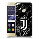 Head Case Designs Ufficiale Juventus Football Club Nero 2017/18 Marmoreo Cover Dura per Parte Posteriore Compatibile con Huawei P8 Lite (2017)