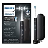 Philips Sonicare HX6850/60 ProtectiveClean 5100 Rechargeable Electric Toothbrush, Black