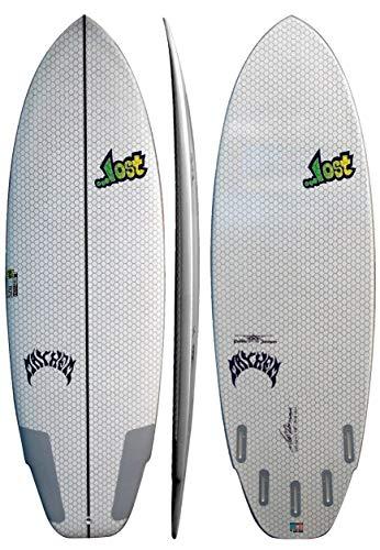 Lib Tech リブテック PUDDLE JUMPER パドルジャンパー LOST ロスト サーフボード ショートボード MATHEM メイヘム Mat Biolos (5.3(160.02cm), ストリンガーあり_FCS対応)