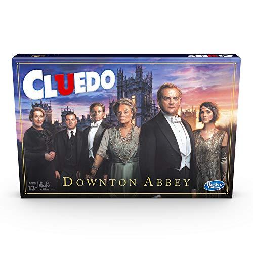 Cluedo Downton Abbey Edition - Juego de Mesa [en Idioma inglés]