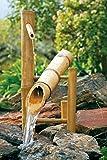 Bamboo Accents 20' Rocking Fountain Shishi Odoshi