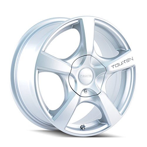 Touren TR9 3190 SILVER Wheel with Hyper (16 x 7. inches /5 x 100 mm, 42 mm Offset)