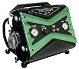 Hitachi EC119SA 15 amp 2.5-Horsepower 4-Gallon Twin-Stack Air Compressor (Discontinued by Manufacturer)
