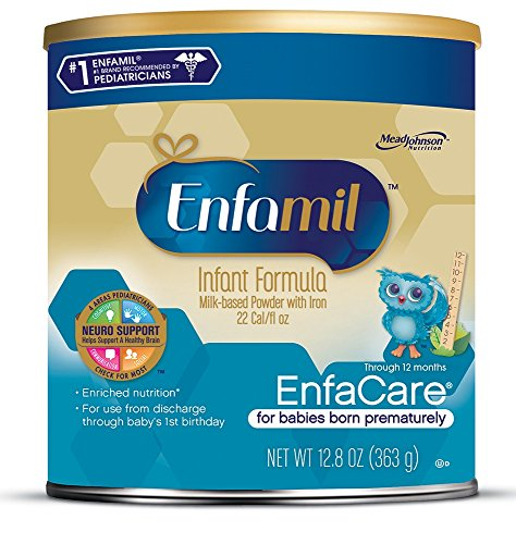 Enfamil EnfaCare Infant Formula - Clinically Proven growth...