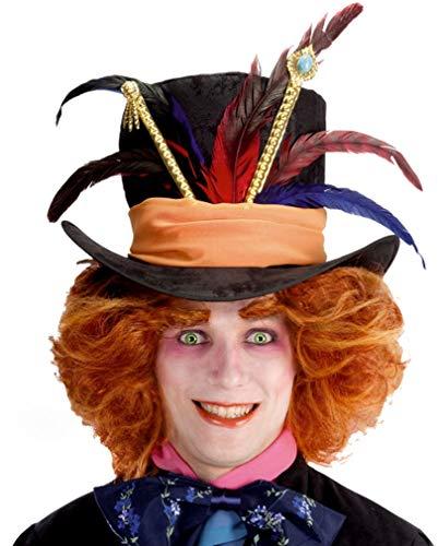 Sombrero enojado del sombrerero