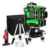 Niveau Laser Croix Vert,Peut être Utilisé Sur Les Murs,Rotatif 360...