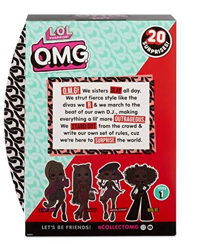 Image 11 - MGA- Poupée-Mannequin L.O.L O.M.G. Swag avec 20 Surprises Toy, 560548, Multicolore