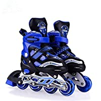 If your child loves skating, these are a great option. Your child will get convenience and comfort They can get the perfect fit and feel so they can maximize their performance and minimize those pesky blisters These skates are also adjustable so as y...