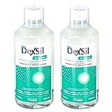 Dexsil Original Silicium Organique Solution Buvable Lot de 2 x 1 L