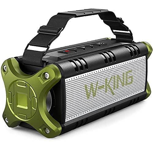 Cassa Bluetooth, W-KING 50W(Picco 70W)...
