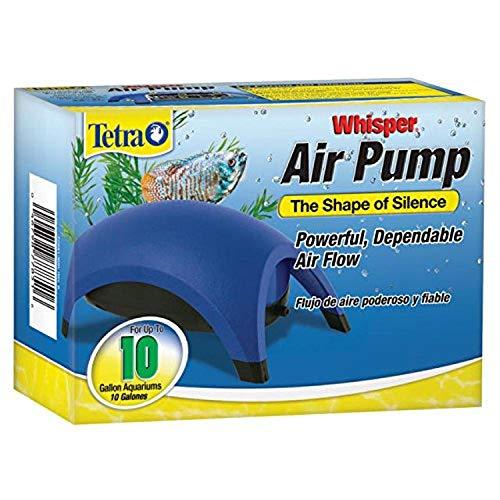 Tetra Whisper Air Pump for Aquariums
