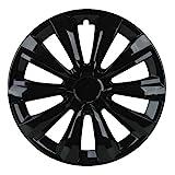 Cartrend Unitec 75475 Delta Enjoliveur Noir 13' (38cm)