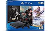 Newest Flagship Sony Play Station 4 1TB HDD Only on Playstation PS4 Console Slim Bundle - Included...