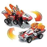 VTech - Switch & Go Dinos - Mastor, le Super Vélociraptor - Robot,...