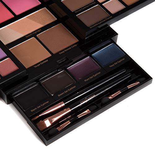 Profusion Cosmetics - Pro Elevation Kit - Starter Makeup Artist Kit Eyeshadows Lip Shades Gel Eyeliners Highlighters… 5