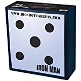 BIGshot Iron Man 24' Speed Bow Field Point Archery Target