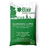 Elixir Gardens ® Garden Lime Granular Soil Conditioner 25kg