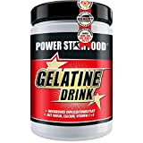 GELATINE DRINK, Dose 500 g, hydrolysiertes Eiweisskonzentrat mit Inulin, Calcium, Vitamin C und Vitamin E. Gelenkmanagement