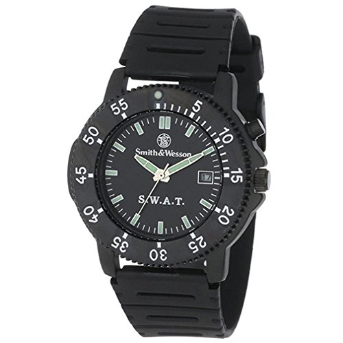 Smith and Wesson Uhr,Modell S.W.A.T,WEEE-Reg.-Nr. DE93223650