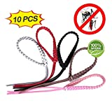 ACTOPP Bracelets Anti Moustique pour Adultes et Enfants Protection Extérieure Intérieure 100% Naturel sans Deet 10...
