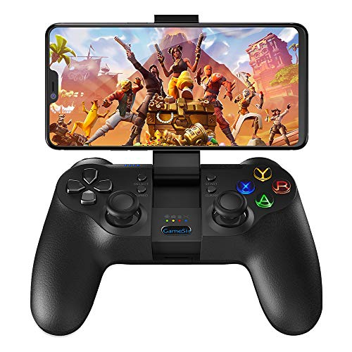 GameSir T1s Gaming Controller 2.4G Wireless Gamepad per Android Smartphone Tablet/PC Windows/Steam/Samsung VR/TV Box/PS3