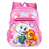New Arrive Paw Patrol Girls Pink Pup Power! 16' Backpack
