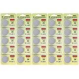 cr2450 fortune 25 pack batterie 3v lithium cr 2450