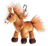 Schaffer 232 Porte-clés en peluche Motif cheval Magic
