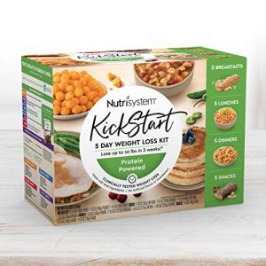 Nutrisystem® Kickstart Green Protein-Powered Kit - 5-Day Weight Loss Kit with Delicious Meals & Snacks 6 - My Weight Loss Today
