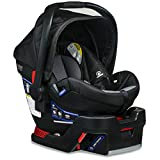 Britax B-Safe 35 Infant Car Seat - Rear Facing | 4 to 35 Pounds - Reclinable Base, 1 Layer Impact...
