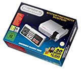 Contenu : la console Nintendo NES Classic Mini avec 30 jeux intégrés Jeux intégrés : Balloon Fight - Bubble Bobble - Castlevania - Castlevania II: Simon's Quest - Donkey Kong - Donkey Kong Jr. - Double Dragon II: The Revenge - Dr. Mario - Excitebike ...