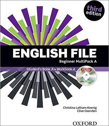 English File 3rd Edition Beginner. Student's Book + Workbook Multipack A (English File Third Edition