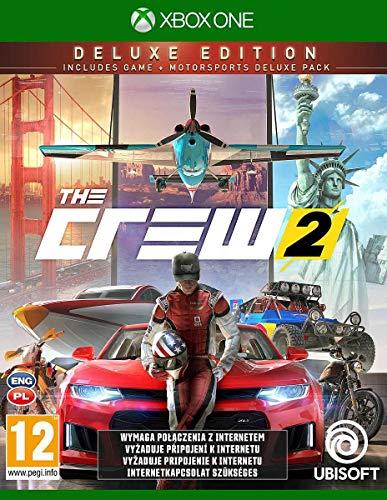 The Crew 2 Deluxe Edition (Xbox One) [