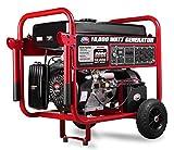 All Power America APGG10000 Portable Generator, 10000 Watt