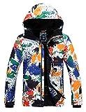 APTRO Men's Skiing Jacket Waterproof Windproof Breathable Snow Coat Style 1 L