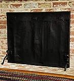 Plow & Hearth Medium Pavenex Fireplace Blanket, Stops Overnight Heat Loss, Reduces Cold Draft