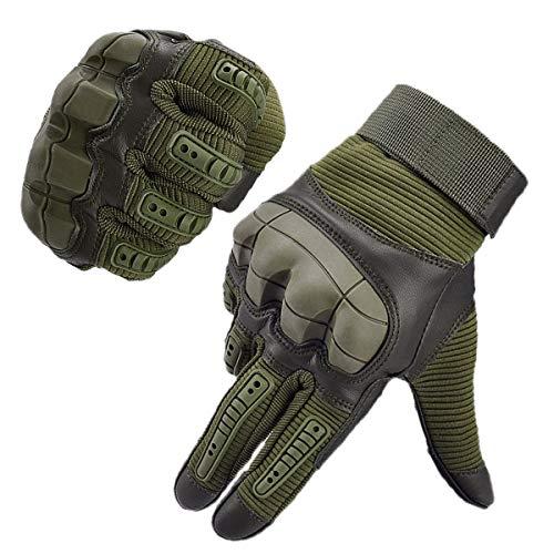 Neusky Guanti Tattici da Uomo per Touchscreen, per Ciclismo, Moto, MTB, Mountain Bike, Outdoor,...