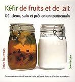 Kéfir de fruits et de lait