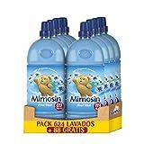 Mimosin Suavizante Concentrado Azul Vital 78 +11 lavados - Pack de 8