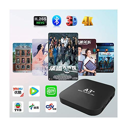 2020 A3 PRO Chinese 2GB RAM+32GB ROM WiFi 5G 4.0 Upgraded from HTV Box