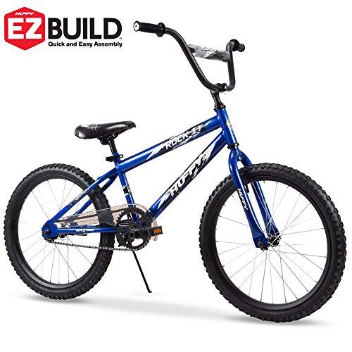 Huffy 20-Inch Rock It Boys Bike, Royal Blue Gloss