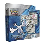 Pokemon Trading Cards Legendary Battle Deck- Lugia- A ready-to-play 60-card deck, including 2 Pokémon-EX- 8 foil basic Energy cards- 2-player playmat and rulesheet